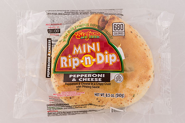 Rip-n-Dip - Pepperoni and Cheese