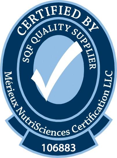 sqf certification level facilities shield grove process stefano silliker juice